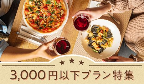 3000円以下プラン特集